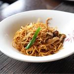 センス - 香港麺の焼きそば