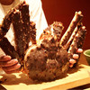 Ginza Kitafuku - 料理写真:活たらば蟹