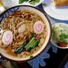 やぶ定 - 料理写真:たぬきそば & 薬味(4人分)