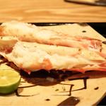 銀座 きた福 - 茹で蟹
