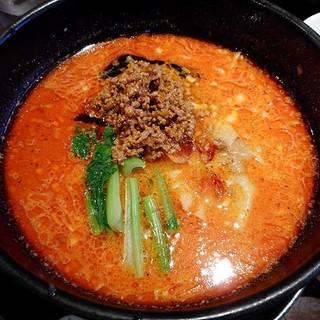 ユタの店 - 料理写真:特製担々麺(激辛)