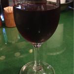 ボラーチョ - グラスワイン (赤)