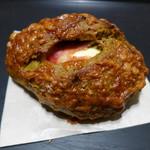 ザ グラウンズ ベイカー - 料理写真:スパイシーチーズ(260円)