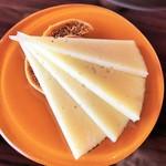 Mira!たまプラーザ - チーズ マンチェゴ