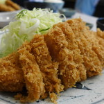 とんかつひろき - 料理写真:ロースカツ