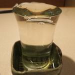 蕎麦茶屋 和久 - 田酒