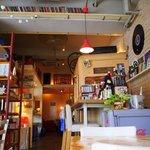 ルーズカフェ - 店内