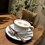 やなか珈琲店 - ミルクコーヒー(R)