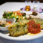 マザーエスタ - 鯖の香草パン粉焼き
