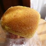 ベーカリーカフェ DELINA - 塩バターコーン