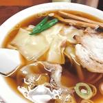 中華そば おはる - 雲呑麺(700円)