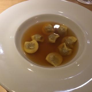 アドゥエパッシ - 料理写真:アノリーニインブロート  神皿