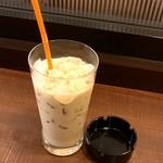 サンマルクカフェ - アイス抹茶ラテ M:420円