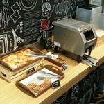 カフェ ランデヴー - パンコーナー