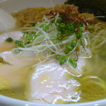 美志満 - 塩らぁ麺