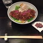 御二九と八さい はちべー - ハラミ丼 ¥2,160-
