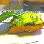 温石 - 美味しかった鮭