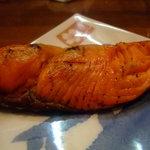 いたちの焼鳥 - 紅鮭(特別ね!)
