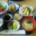 近江屋 - 料理写真:近江屋定食1,280円(税込)