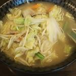 たつみ中国料理店 - 料理写真:タンメン
