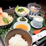 食事処水仙 - 女性定食