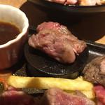 肉食燻製バル ドン・ガブリエル - ペレットで加熱