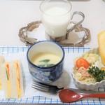 松幸 - 玉子サンドモーニング