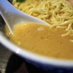 九段 斑鳩 - スープ