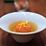 のりこのごはん - トマトの肉詰めスープ