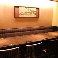 8名様~10名様用の人気のテーブル個室