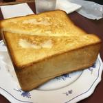 イタリアンハウス - マーガリンのトースト