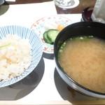 大志満 - 食事