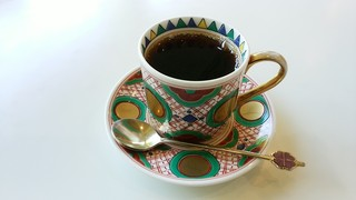 レストラン富士 - ランチ食後のデミコーヒー