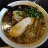 ラーメン あおやま - 料理写真:鶏ブラック