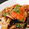 アーティーチョーク - 料理写真:ペスカトーレ(漁師のトマトソースパスタ)