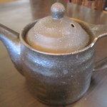 そば処 石倉屋 - 蕎麦湯の器