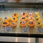 フジミドウ - ケーキ各種