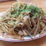 ドサン子ラーメン - 料理写真:焼きそば 520円
