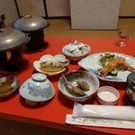 なか川 - 夕食