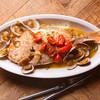 ブラッスリー セント・ベルナルデュス - 料理写真:旬のお魚のアクアパッツァ