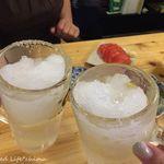 大衆酒場 BEETLE - 生レモン酎ハイ(420円税別)