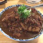 大衆酒場 BEETLE - 肉豆腐(380円税別)