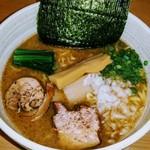 いち - ◆博多一番鶏 特製醤油ラーメン◆