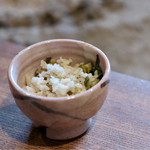 柳家 - 山菜炊き込みご飯