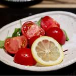 魚河岸酒場 FUKU浜金 - 冷やしフルーツトマト