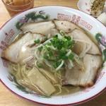 中華そば波 - 料理写真:チャーシュー麺(中1.5玉)