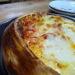 森のピザ工房 ルヴォワール - お釜ピザ
