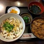 わらじや - 松阪牛牛丼ミニセット