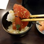 わらじや - 手こね寿司