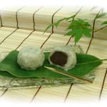 御菓子司 名月 - 料理写真:ふまんじゅう
